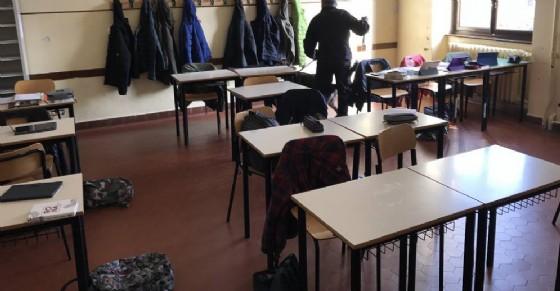 I carabinieri hanno setacciato tutto l'istituto