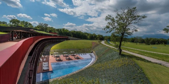 Un panoramica del Resort (© Golf Club)