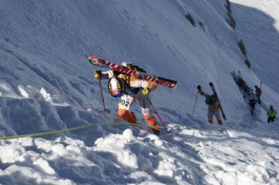 Una delle passate edizioni della scialpinistica del Canin (© inalto.org)