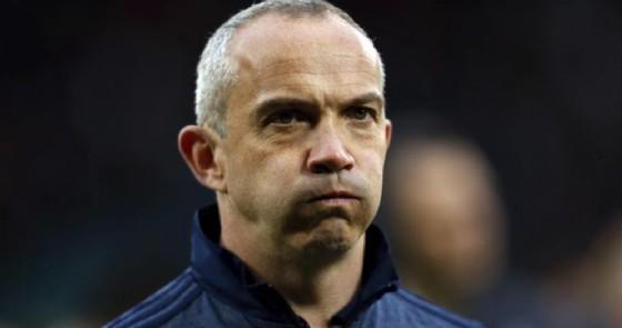 Conor O'Shea, allenatore della nazionale italiana di rugby (© ANSA)