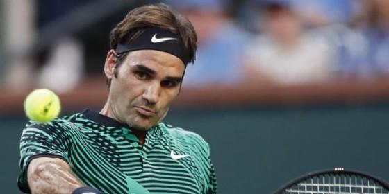 Roger Federer (© ANSA)