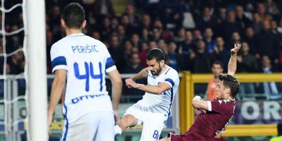 Torino-Inter 2-2, Kondogbia e Candreva non bastano a Pioli (© ANSA)