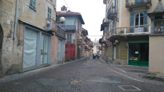 Via Rosazza, nel quartiere di Chiavazza (© Comune di Biella)