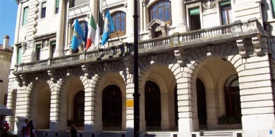 Il municipio di Udine (© Diario di Udine)