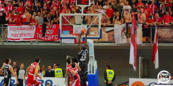 Il derby di serie A2 va a Udine (© Diario di Udine)