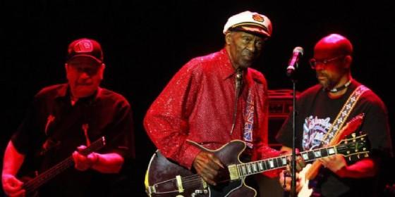 Chuck Berry (© ANSA)