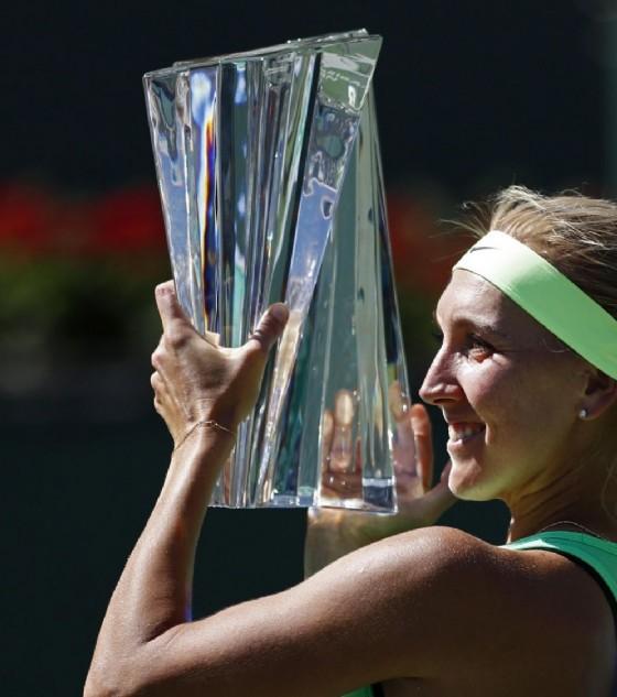 Nella finale femminile Elena Vesnina si è aggiudicata il derby russo con Svetlana Kuznetsova
