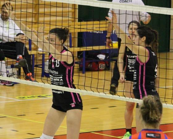 Zecchini e Morandi (© Abi Volley)