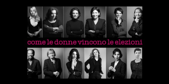 Una campagna elettorale al femminile? Ecco come fare (© Associazione culturale Tina)