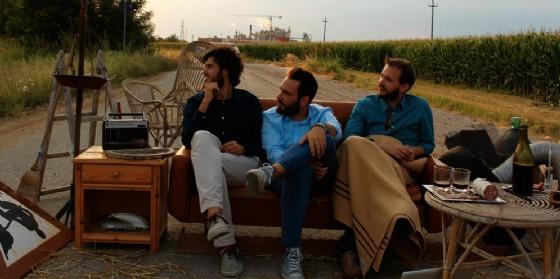 'Cjastrons Live Show': Il trio torna nell'etere (© Radio Onde Furlane)