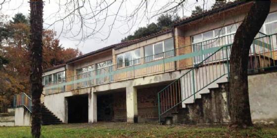 La scuola di Sarnano (© Regione Friuli Venezia Giulia)