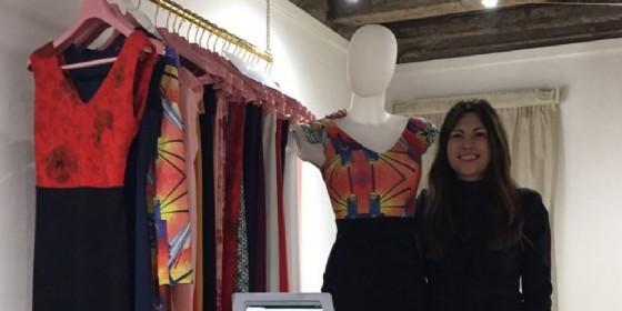 Veronica e i suoi abiti