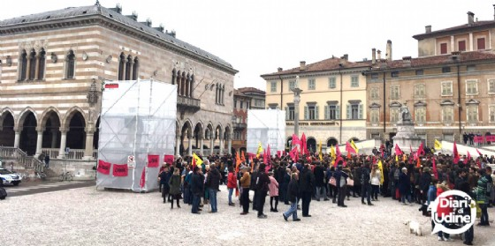 Giornata in ricordo delle vittime di mafia (© Diario di Udine)