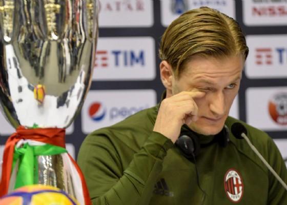 Milan, che tegola per Montella: stagione finita per Abate! Consulto a Miami