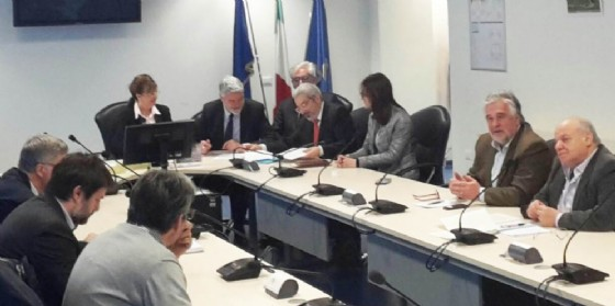 L'incontro svoltosi a Udine tra sindaco e Regione (© Comune Udine)