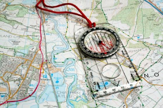 Gara di orienteering a Pordenone