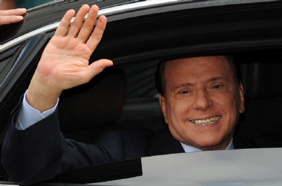 Silvio Berlusconi (© ANSA/ MOURAD BALTI TOUATI)