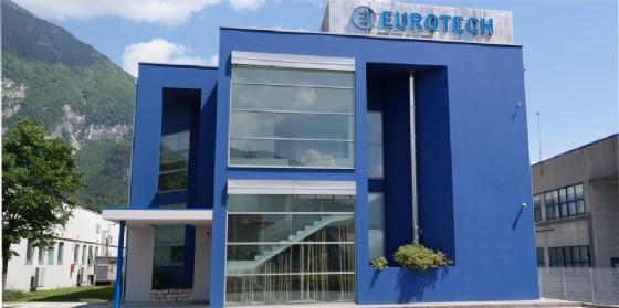 La sede di Eurotech ad Amaro (© Eurotech)