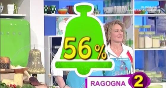 A 'La prova del cuoco' il Friuli Venezia Giulia vince con il piatto della collezione 'Primavera-Estate' (© Diario di Udine)