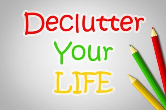 Decluttering (© Iliana Mihaleva | Shutterstock)