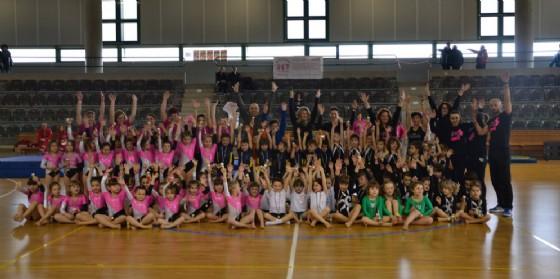 Csen 'si fa notare' nel mondo della ginnastica regionale! (© Csen Fvg)