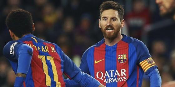 Leo Messi (© ANSA)