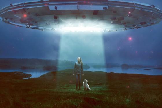 Gli alieni sono tra di noi (© lassedesignen | shutterstock.com)