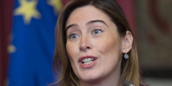 La sottosegretaria alla vicepresidenza del Consiglio, Maria Elena Boschi. (© Giorgio Onorati | ANSA)