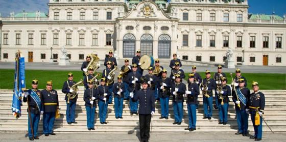 A Malborghetto c'è la Banda Imperiale della Casa reale d'Austria