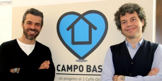 Campo Base, il primo co-working delle Onlus (di Luca Argentero) (© Cafè 1)