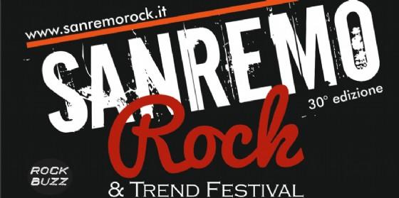Sanremo Rock 2017: 30^ edizione dello storico contest per emergenti (© Sanremo Rock)
