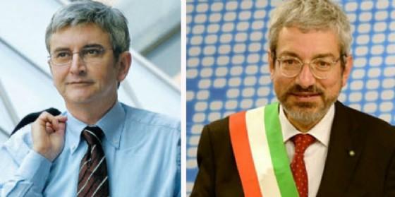 Carlo Pegorer contro Furio Honsell (© Diario di Udine)