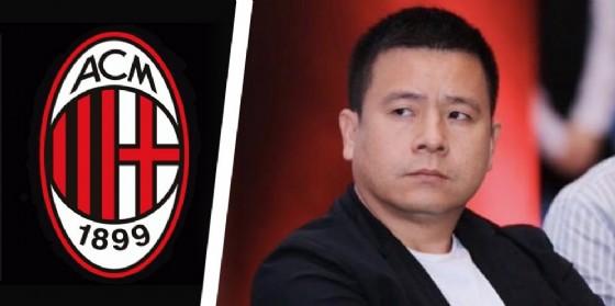 Il futuro proprietario dell'Ac Milan Yonghong Li (© ANSA)