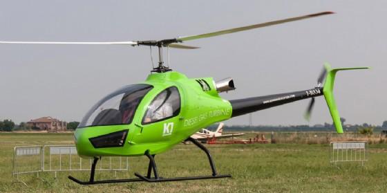 La tecnologia aeronautica della Carnia conquista la Germania (© PSC | www.konnerhelicopters.com)