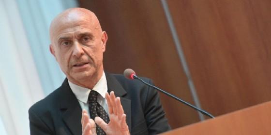 L'aula della Camera dei deputati ha approvato in via definitiva, con il voto sul merito, il decreto Minniti-Orlando in materia di immigrazione (© Luca Zennaro | ANSA)
