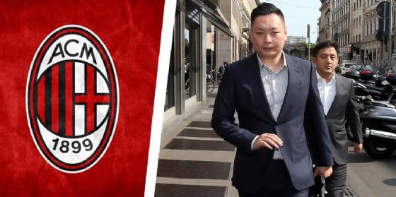 Han Li, braccio destro del futuro proprietario del Milan Li Yongong (© Ansa)