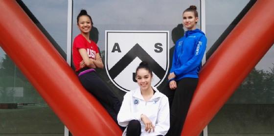 Asu: è centro tecnico nazionale dal 2017, in questi giorni polo internazionale (© Diario di Udine)