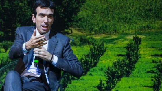 Il ministro delle Politiche agricole, Maurizio Martina. (© ANSA/ANGELO CARCONI)