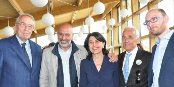 L'assessore Santoro ad Amatrice (© Regione Friuli Venezia Giulia)