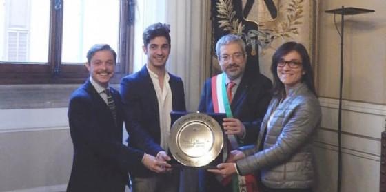 La promessa del nuovo estivo a palazzo d'Aronco (© Comune Ud)