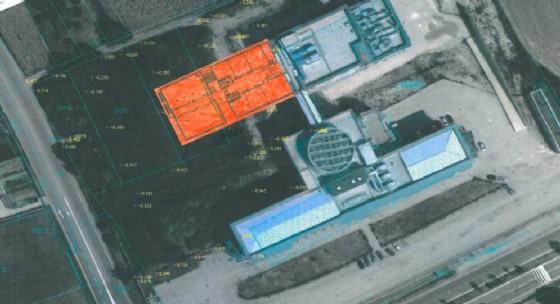 Ecco il piano di ampliamento della scuola udinese (© Provincia Ud)