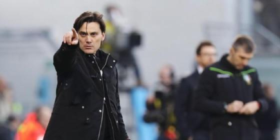 Vincenzo Montella, allenatore del Milan (© ANSA)