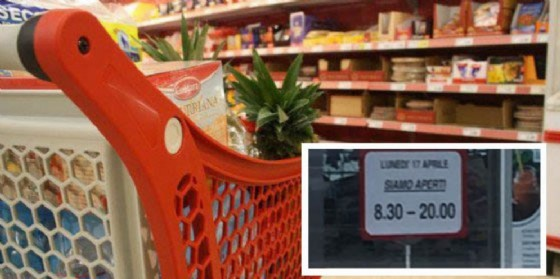 Alcuni negozi apriranno a Pasquetta (© Diario di Udine)