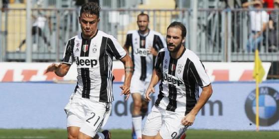 Higuain carica la Juventus: «Remuntada? Il Barcellona deve stare attento» (© ANSA)