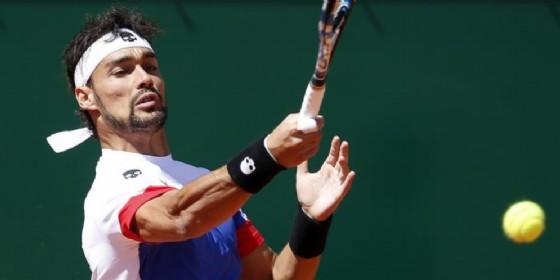 ATP Montecarlo, Fognini resa al terzo set. Seppi travolto da Zverev (© ANSA)