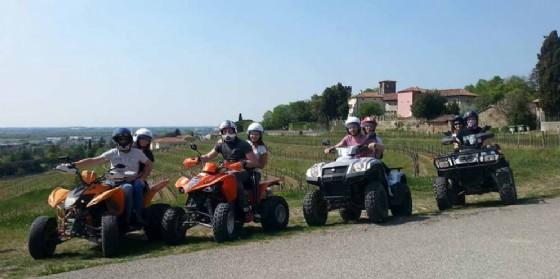 Escursioni in quad alla scoperta dei Colli Orientali del Friuli Venezia Giulia (© Visitait.it)