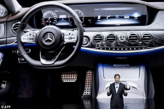 Daimler believe the future of driving will be autonomous