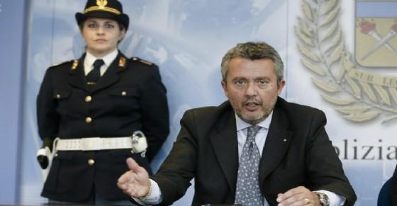 Angelo Sanna, nuovo Questore di Torino (© Ansa)
