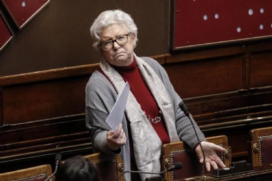La parlamentare cattolica Udc Paola Binetti (© ANSA/ GIUSEPPE LAMI)