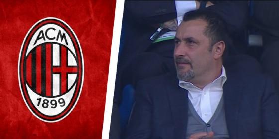 Il ds del Milan Mirabelli